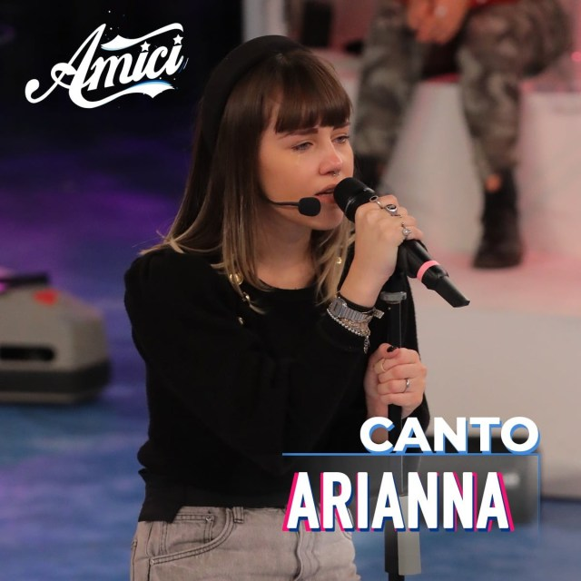 Arianna - Amici 20