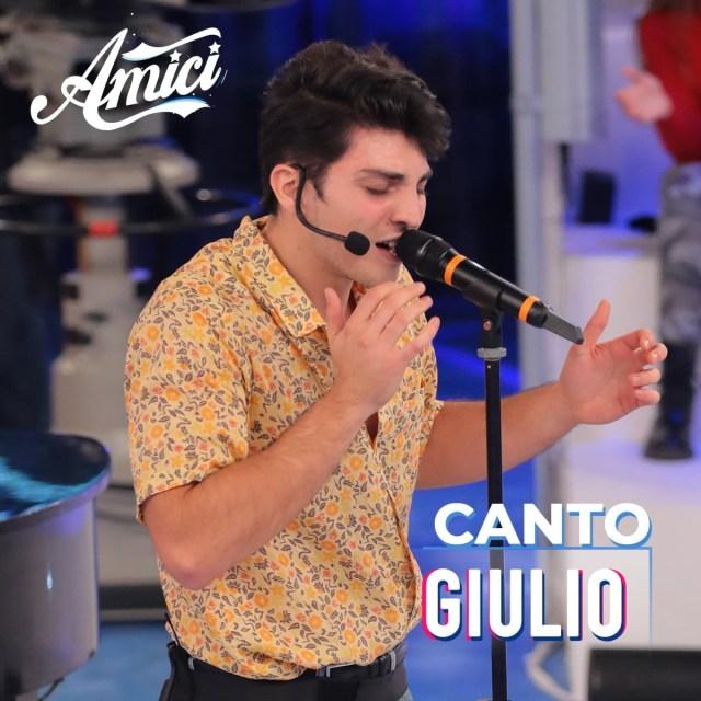 Giulio - Amici 20