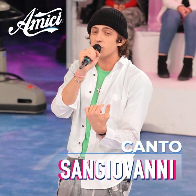 SanGiovanni - Amici 20