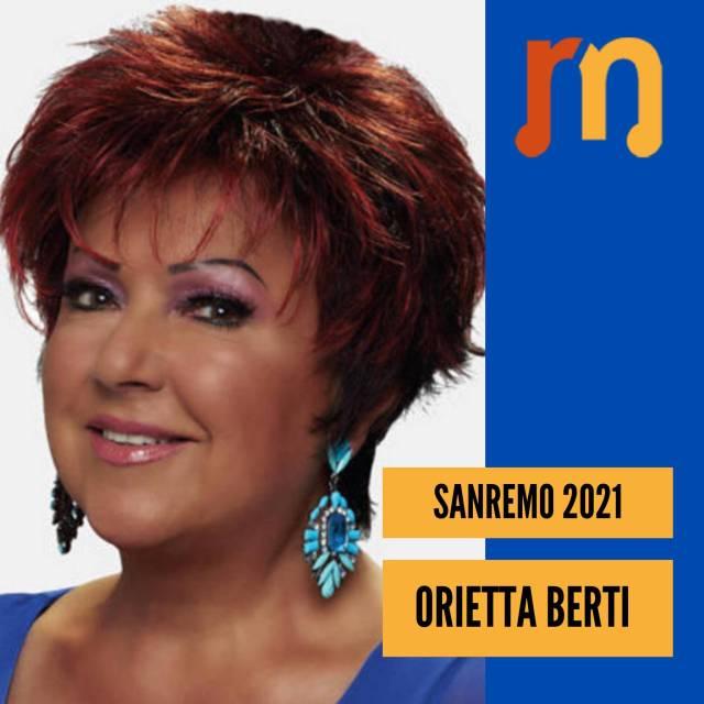 Orietta Berti - Sanremo 2021