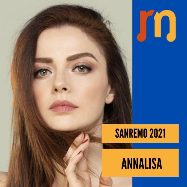 Annalisa - Sanremo 2021