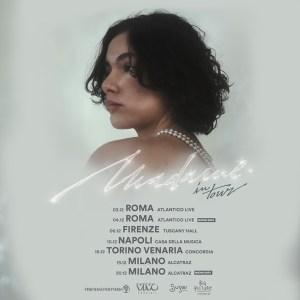 Madame - Concerti tour 2021