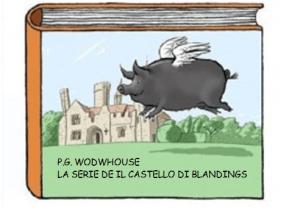 la serie de Il castello di Blandings