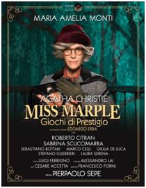 Miss Marple giochi di prestigio