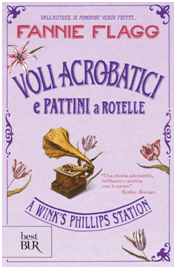 Voli acrobatici e pattini a rotelle