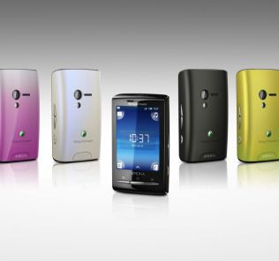 Xperia_X10_mini_Line_Up