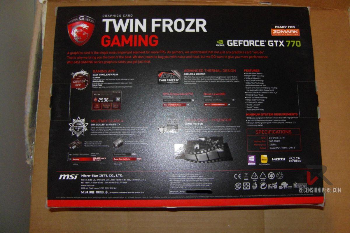 MSI GTX770 2