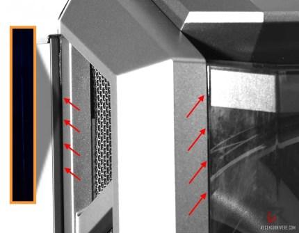gap Cooler Master MasterCase H500P