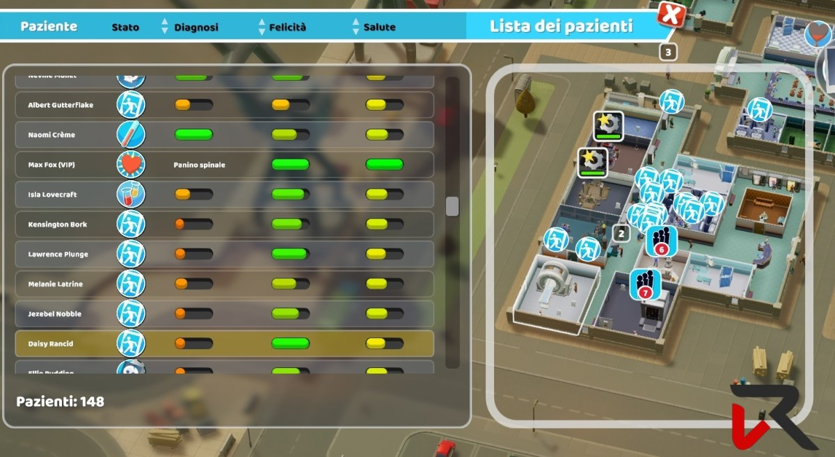 two point hospital macro 3