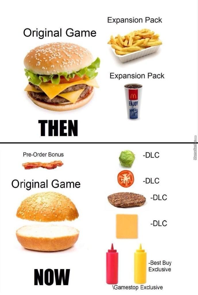 meme DLCs