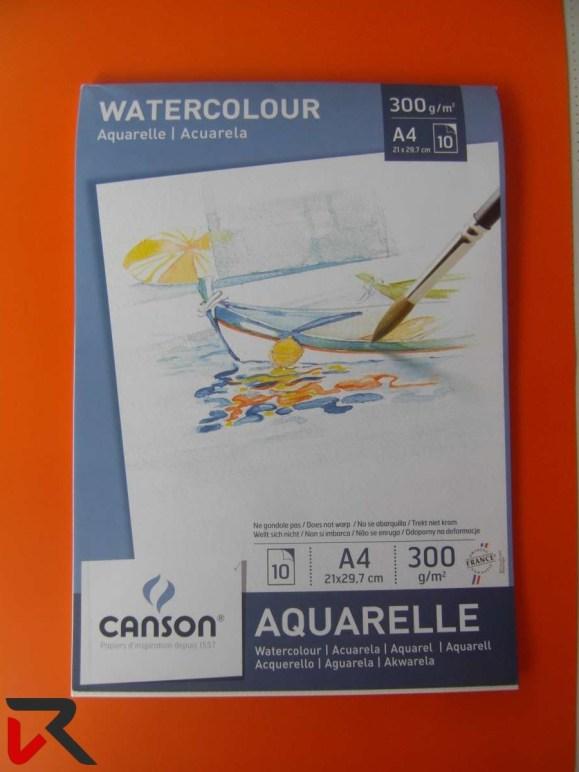 Canson Aquarelle