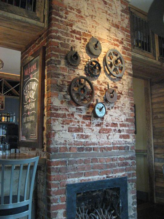 Century House Tavern fireplace by RP