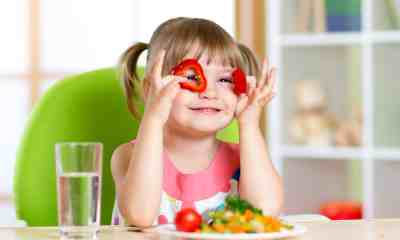 How to Make Children Enjoy Vegetables