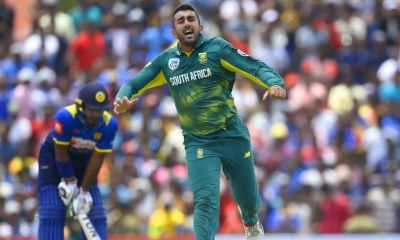 South Africa 1-0 up, Shamsi, Rabada four-fours take
