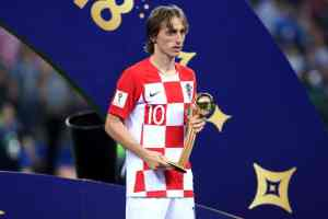 World Cup 2018: Luka Modric Wins Golden Ball & Harry Kane wins Golden Boot