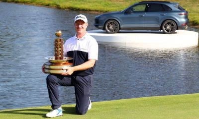 Richard McEvoy: Takes first European Tour title in 285 events at European Open