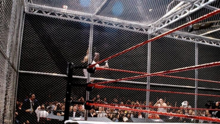 UNDERTAKER vs MICK FOLEY: A Match That Truly Defind Hell In A Cell