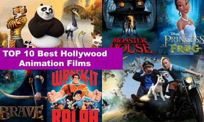 TOP 10 Best Hollywood Animation Films