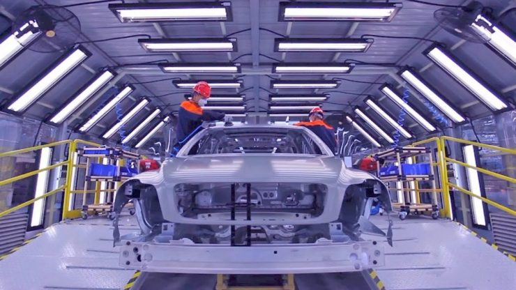 Automobile manufacturing and Labor Provisions