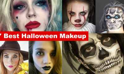 7 Best Halloween Makeup