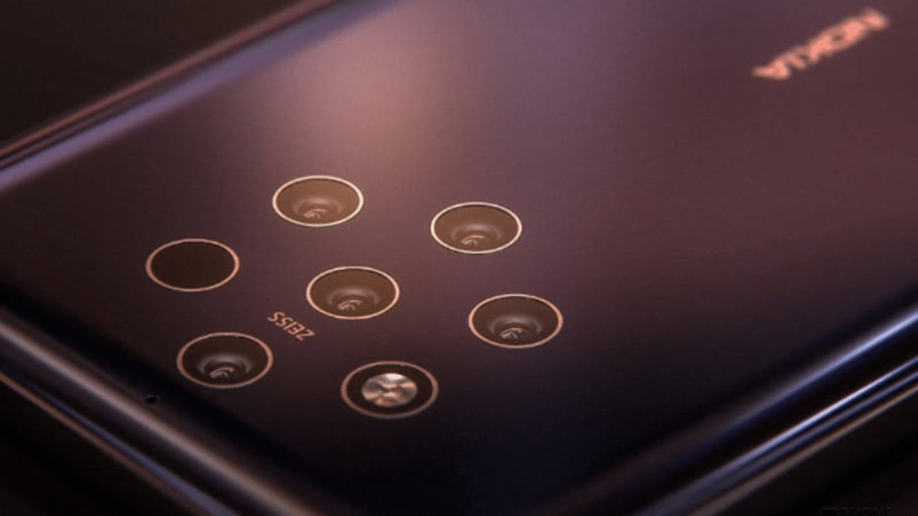 Yes! Nokia 9 will come with a penta-camera setup