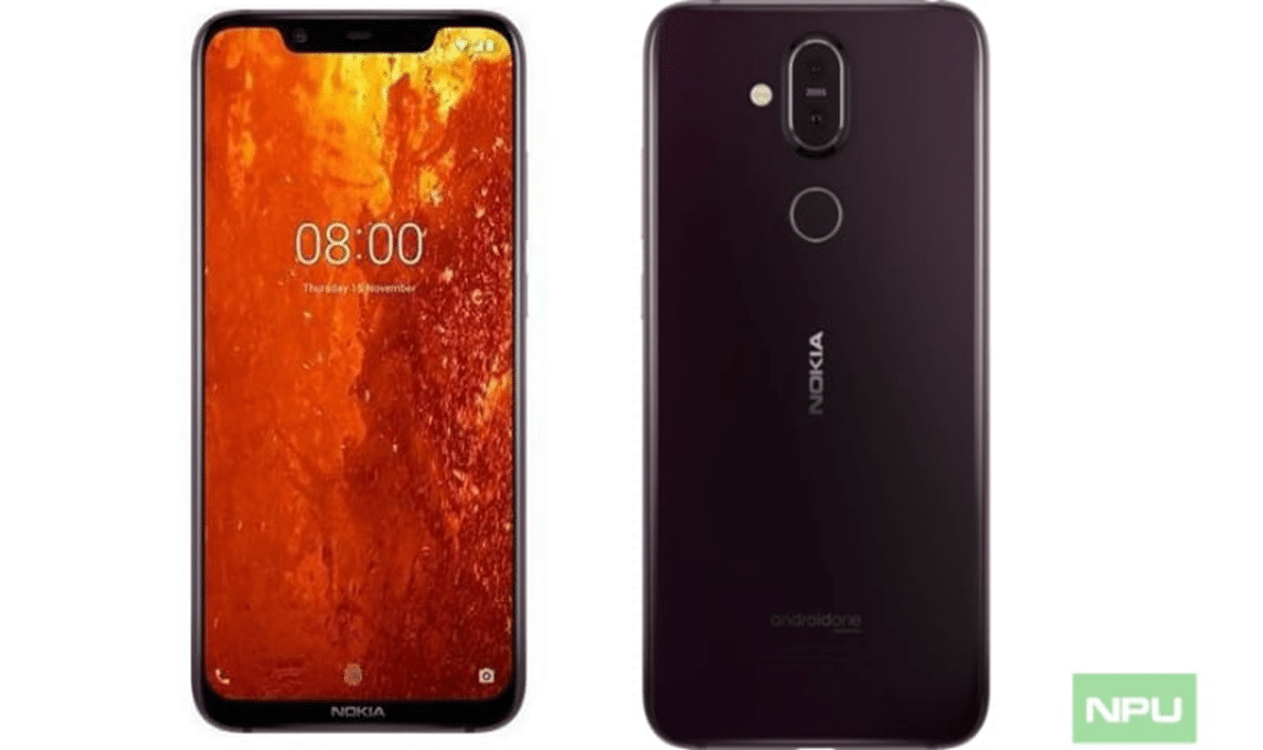 Nokia 8.1 poster leaked! New details surface