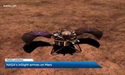 3 more Mars landers planned to follow NASA's InSight in 2 years - National