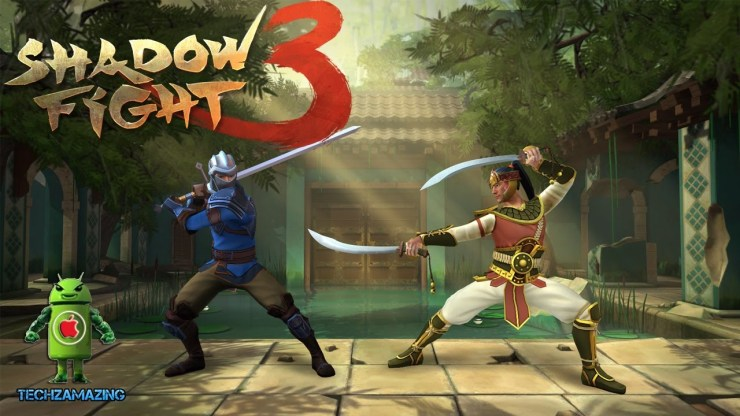 Shadow Fight 3 (744 MB)