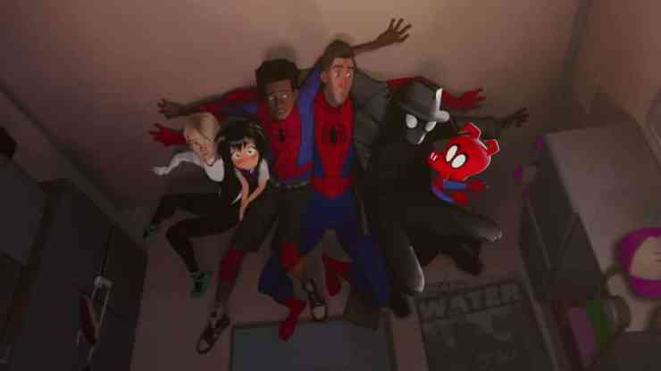 Spiderman: Into The Spider Verse ready to smash its estimated profits, aims to score big