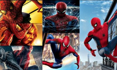 Ranking The Spiderman Movies so far from Worst To Best