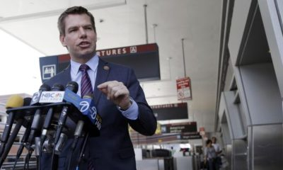 Questions swirl after Eric Swalwel is accused of sexual assault
