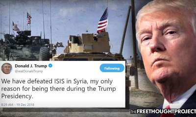 Trump Tweets 'We Have Defeated ISIS' as US Starts Withdrawal from Syria