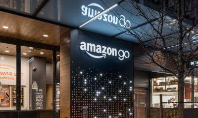 Amazon is Reportedly Testing its Cashier Less Technology in Larger Stores