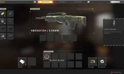 Best guns to take for combat in Call Of Duty Black Ops 4