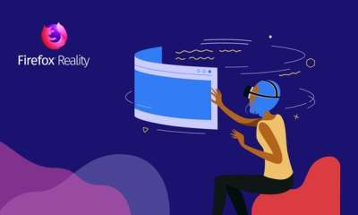 Firefox Reality Gets 360-Degree Video Support, Bookmarks,