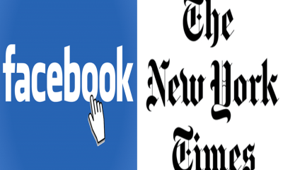 Facebook tells about how it 'reviews the content' after New York Times's claims of it having 'errors and biases'