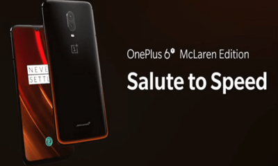OnePlus 6T McLaren Edition launched in India