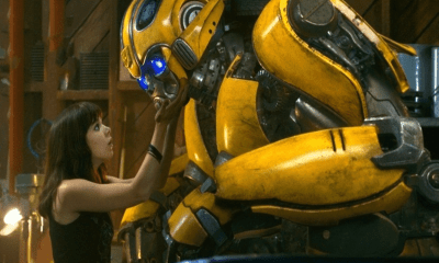 BoxOffice: Bumblebee Makes A Strong Start In China