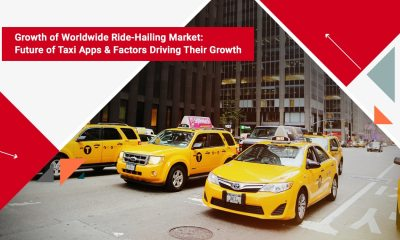 Growth of ride-hailing market