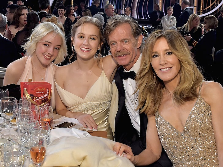 The Daughter of Felicity Huffman will not be barred from another SAT test