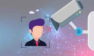 How do Smart Security Cameras work on Facial Recognition