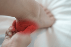 pain of plantar fasciitis