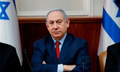 "Israeli P.M. Benjamin Netanyahu reportedly removed Israel from the assassination of Soleimani and warned his cabinet not to get too involved with the murder of Iranian General Qassem Soleimani in an effort to prevent Tel Aviv from becoming aroused by the worsening conflict between the U.S. President, Donald Trump's firm ally. ""The assassination of Soleimani is not an Israeli event, but an American event,"" he told his cabinet on Monday. We have not been involved and should not be drawn into it, ""Channel 13 states. RT reports: He urged ministers not to talk in the press about Thursday's targeted assassination, but to not give the impression that Israel played a role therein. RT reports: The Mossad directors and military intelligence told the ministers that the possibility of a retaliatory attack would be small because, ""Israel remained far from the incident"" and that on Tuesday after the national mourning period for Soleimani Iran was about to prepare its reciprocal move from the same sources. Netanyahu's sudden hesitation is particularly notable because, for much of his political career, he supported a US-Iran war. For over 20 years, he insisted, even when Israel's intelligence publicly argued otherwise, on the Islamic Republic's only steps away from nuclear weapons production. The Israeli PM was also at the forefront of the recent Iraq war and warned US Congress of the existence of ""weapons of mass destruction,"" including atomic bombs, by the US Congress in 2002. Just last year, Netanyahu encouraged the United States and its Middle East allies to take up the war against Iran, emboldened by US President Donald Trump's decision to reject the 2015 Nuclear Agreement and reinstate paralyzing sanctions against Tehran despite its compliance with the agreement. Nevertheless, the open killing of an apparently highly popular military commander in Iran, not only in Tehran but among Hezbollah–a Lebanese Shian militia that boasts of battling Israel at an end in 2006–also caused severe retaliation."
