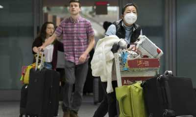 Many airlines stop to China in the wake of coronavirus concerns