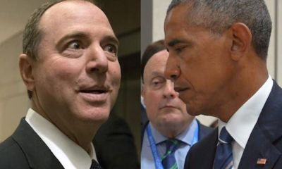 "Schiff Claims that it is ""false"" for POTUS to probe competitors after Obama has been defended."