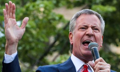 NYC 'Marxist Mayor' De Blasio: Churches that offer religious services could be 'closed forever'
