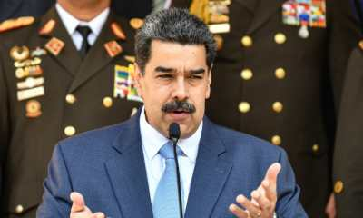 The United States finds it impossible to file criminal charges against a foreign leader, Venezuela Pres. Venezuela News. Maduro Nicolas