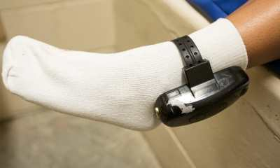 It Begins: Judges Order Infected People to Wear Ankle Monitors and Stay Home