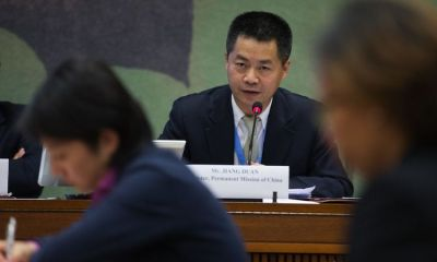 UN Fingers China Human Rights Council In light of Deadly Coronavirus Cover Up, Human Rights Abuse