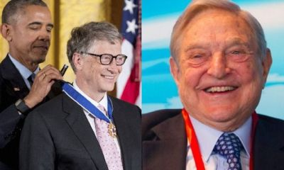 Obama Staffer, Bill Gates, Pushing Hollywood Soros Behind Group Hold Coronavirus Propaganda